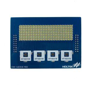 HT16D31B Evaluation Board (white LED) ESK-16D31B-M00