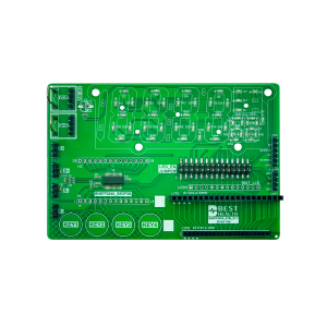 BH67F5245 Touch and LCD MCU Development Kit BMHB7001