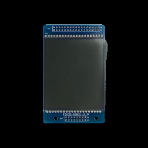 33 SEG x 8 COM Monochrome LCD Module ESK32-A3A31