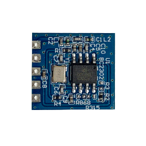 433MHz Low-IF OOK Receiver Module BM2302-64-1
