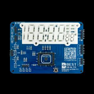 BH66F2662 Body Fat MCU DEV Board BMHB1005