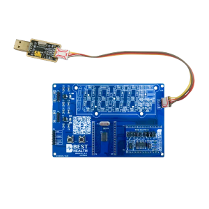 BH45B1225 Sensor Measurement IC Development Kit BMHB4006
