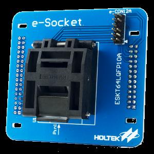 Adaptor ESKT64LQFP10A