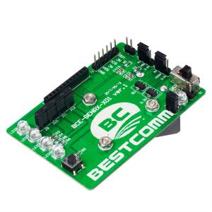Evaluation Board for Receiver Modules BCE-GENRX-X01