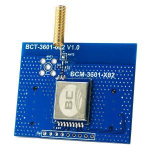 RF Transceiver Module Breakout BCT-3601-X02