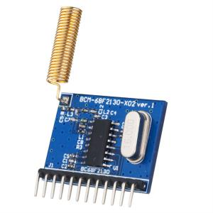 433MHz Parallel OOK Transmitter Module BCM-68F2130-X02