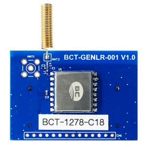 LoRa™ Transceiver Module Breakout BCT-1278-C18