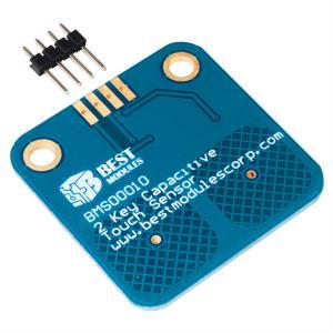 2-Key Capacitive Touch Sensor BMS00010