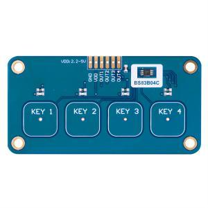 4-Key Capacitive Touch Sensor BMS00020